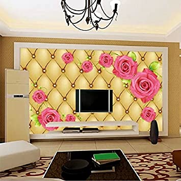 Y-Hui 3d large wallpaper wallpaper mural TV backdrop seamless living ...