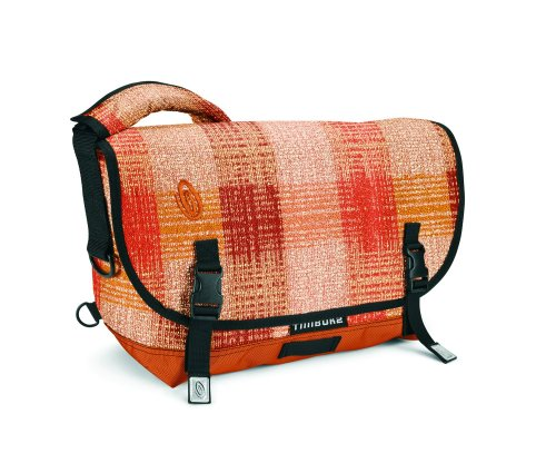 Timbuk2 Single Panel Laptop Messenger Bag, tartan (Laptop Timbuk2 Messenger)