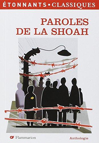 Paroles de la Shoah