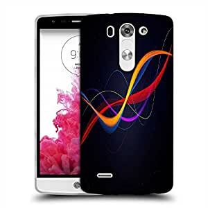 Snoogg Colorful Pattern Design Designer Protective Phone Back Case Cover For LG G3 BEAT