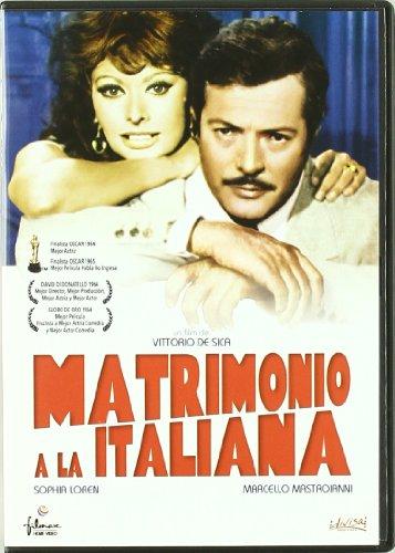 Matrimonio a la italiana [DVD]