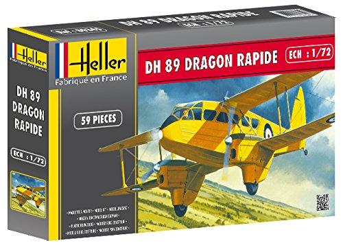 heller-80345-de-havilland-dragon-rapide-89-importado-de-alemania
