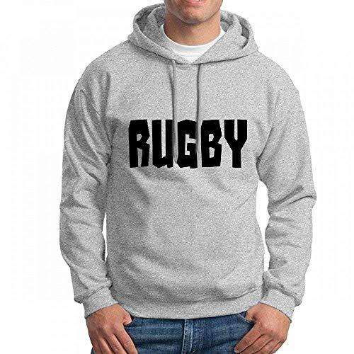 qingdaodeyangguo Sweatshirt for Men Rugby 07 Hoodie