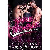 Triple Trouble (Found in Oblivion Book 2) (English Edition)