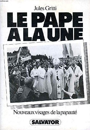 Le pape à la une