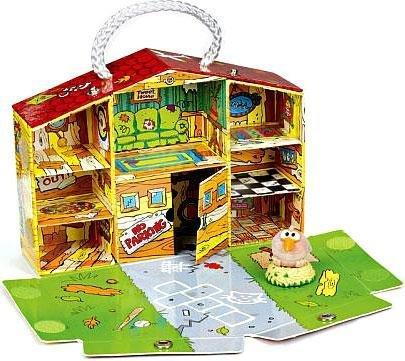 KooKoo Zoo KooKoo Bird Clubhouse - Carry Case and Playset