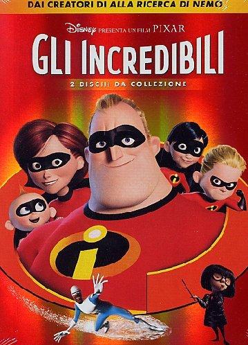 Preisvergleich Produktbild Gli incredibili [2 DVDs] [IT Import]