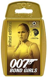 Top Trumps Bond Girls Card Game (B008QWV4LS) | Amazon price tracker / tracking, Amazon price history charts, Amazon price watches, Amazon price drop alerts