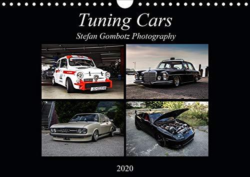 Tuning CarsAT-Version (Wandkalender 2020 DIN A4 quer)
