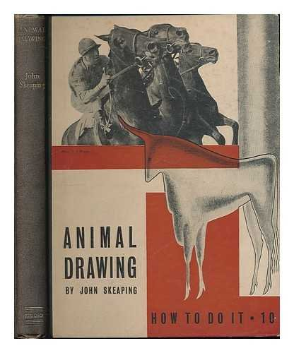 Animal drawing / by John Skeaping