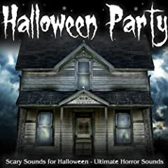 Halloween Party - Scary Background Sounds: Castle Thunder, Howling Wind and Dungeon Dripping