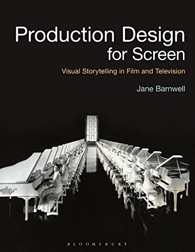Production Design for Screen: Visual Storytelling in Film and Television (Required Reading Range) por Jane Barnwell