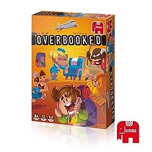 Diset Juego DE Estrategia Puzzle OVERBOOKED 62405