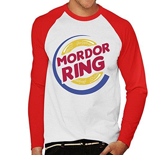 mordor-ring-lord-of-the-rings-burger-king-mens-baseball-long-sleeved-t-shirt
