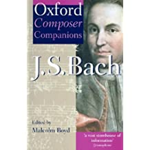 J.S. Bach (Oxford Composer Companion)