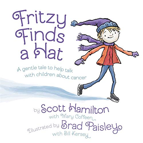 Fritzy Finds a Hat: A Gentle Tale to Help Talk with Children About Cancer (English Edition) -