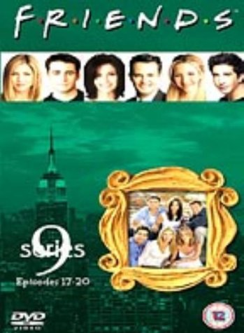 Click for larger image of Friends: Series 9 - Episodes 17-20 [DVD] [1995]