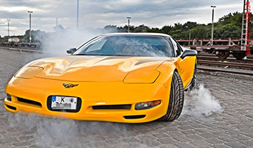 Corvette C5 Z06 Renntaxi 30 Minuten in Köln