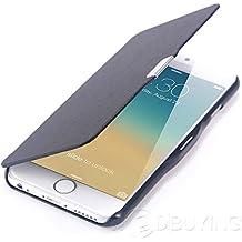 Todos los cúbreme 571 @ APPLE iPHONE caso iPHONE 6/iPHONE 6 Plus/iPHONE 4/4S iPHONE 5/5S IPHNE 5C de piel sintética tipo libro funda y parte delantera y trasera la funda no es COMING TOGETHER IPHONE 6 4.7 SCREEN negro