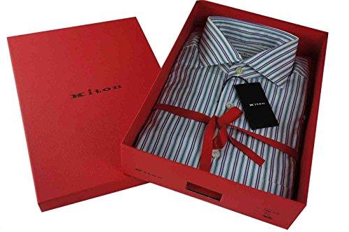 kiton-t-shirt-pour-homme-fabrique-avec-boite-collier-42-165-de-la-poitrine