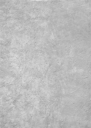 YongFoto 1,5x2,2m Vinyl Foto Hintergrund Abstrakt Grau Jahrgang Grunge Solide Textur Zementwand Fotografie Hintergrund für Fotoshooting Portraitfotos Fotografen Kinder Fotostudio Requisiten