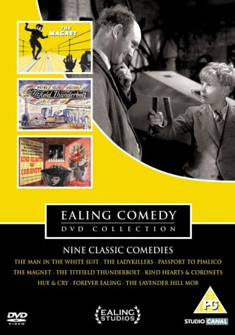 Ealing Comedy Collection [DVD]