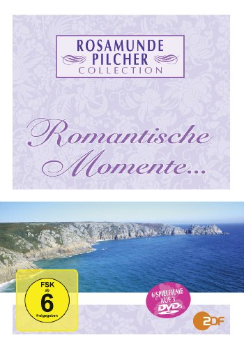 Rosamunde Pilcher Collection - Romantische Momente... (3 DVDs)