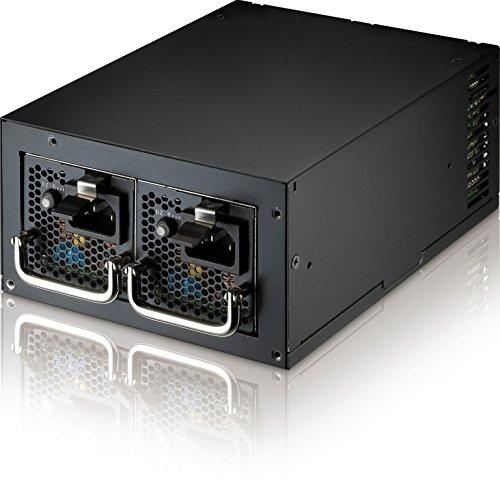 FSP Fortron Twins 2x 700W Redundante 80 PLUS® Gold PC Netzteil Power Supply ATX 12V und EPS 12V ,PS2 komatible Rundum- Schutz: OCP, OVP, SCP, FFP (Netzteil Ps2-atx)