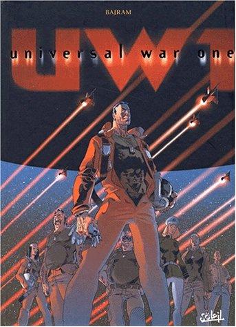 Universal War One l'Intégrale, Tome 1 : Tome 1, La Genèse ; Tome 2, Le Fruit de la connaissance ; Tome 3, Caïn et Abel par Denis Bajram