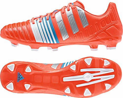 Nitrocharge 3.0 FG - Chaussures de Foot red