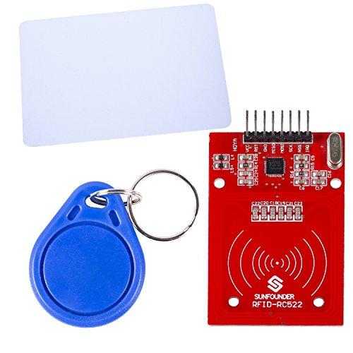 SunFounder - Mifare rc522 antena rf lector tarjeta