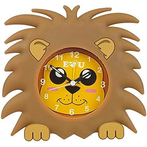 AniClock reloj despertador tiempo maestro un regalo perfecto para niños y niñas, la fácil de leer cara vibrantes colores hace tiempo enseñanza Fun un perfecto reloj despertador para dormitorio cuarto de juegos bebé Nursery