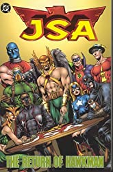 JSA: The Return of Hawkman - Book 03 (Justice Society of America (Numbered)) by David S. Goyer (2002-11-01)