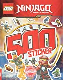 LEGO® NINJAGO™ 500 Sticker Band 2: Rätsel-Stickerbuch