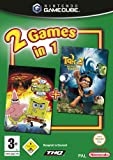 2 Games in 1 - Spongebob: Der Film + Tak 2 - [GameCube]