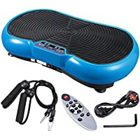 ReaseJoy 500W Vibration Plate Crazy compatible with Massage Exercise Machine Oscillating Platform