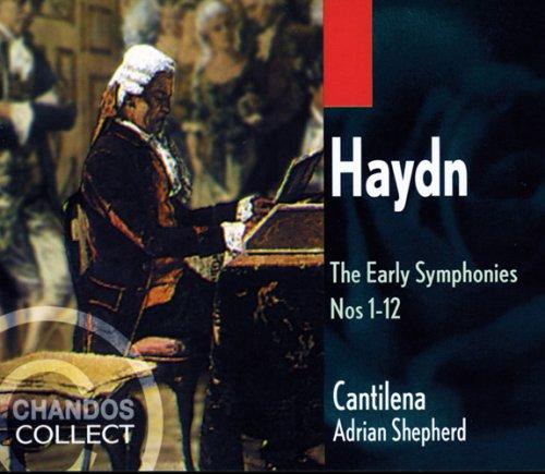 Chandos Collection - Joseph Haydn (Frühe Sinfonien)