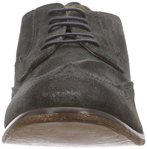 H.D. Hudson Mfg Co. - Rowe, Scarpe stringate Uomo Grigio (Grey)