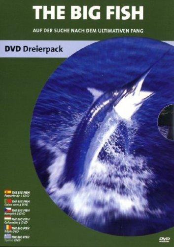 The Big Fish - Auf der Suche nach dem ultimativen Fang (3 - Film Fish Big