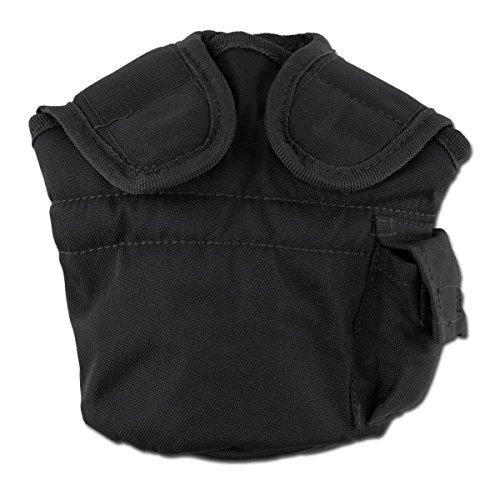 Feldflaschentasche Mil-Tec US-Style schwarz