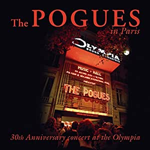 The Pogues in Paris-30th Anniversary Concert (inkl. DVD)