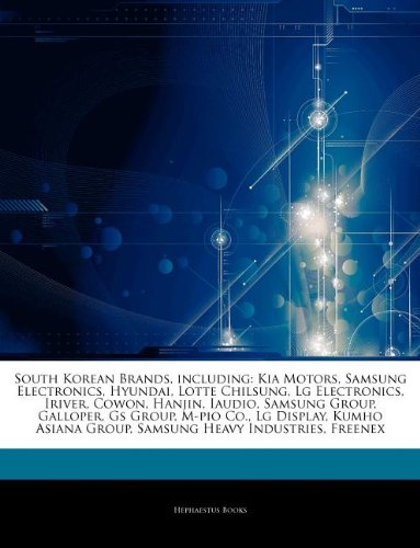 articles-on-south-korean-brands-including-kia-motors-samsung-electronics-hyundai-lotte-chilsung-lg-e