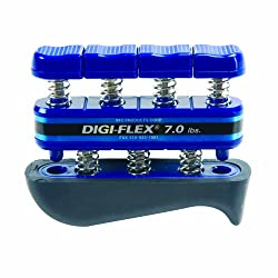 Digi-flex Blue Hand & Finger Exercise System, 7 Lbs Resistance