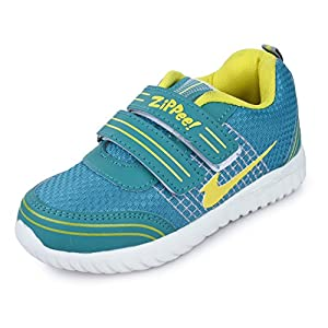 Trase Zippie-HY Sports Shoes for Boys-Girls (For Age: 2 - 8 Years)