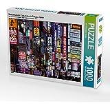 Rotlichtviertel Kabukicho in Tokyo, Japan 1000 Teile Puzzle quer (CALVENDO Orte)