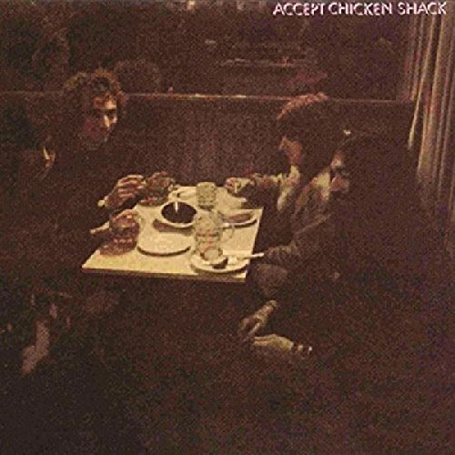 Chicken Shack: Accept (Audio CD)