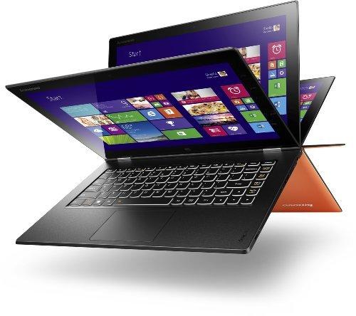 Lenovo Yoga 2 Pro (13,3 Zoll QHD+ IPS) Convertible - 2