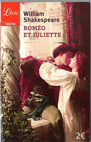 Romeo et Juliette par William Shakespeare