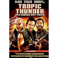 Tropic Thunder: ¡Una Guerra Muy Perra! (Import Dvd) (2009) Ben Stiller; Jack B