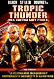 Tropic Thunder: ¡Una guerra muy perra! [DVD]
